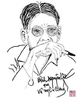 Nhà văn Bình Nguyên Lộc (1914-1987)