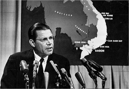 Robert S. McNamara, Bộ trưởng Quốc phòng Mỹ 1961-1968