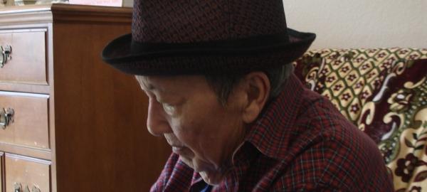 Cựu Trung tướng Đặng Văn Quang. Hình chụp vào tháng 8-2010 (ảnh Bùi Văn Phú)