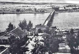 Vĩ tuyến 17 – Cầu Hiền Lương – Sông Bến Hải (Giới tuyến tạm thời chia cắt 2 miền Nam – Bắc (1954-1974)