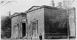 Nhà mồ trong Đại học Yale