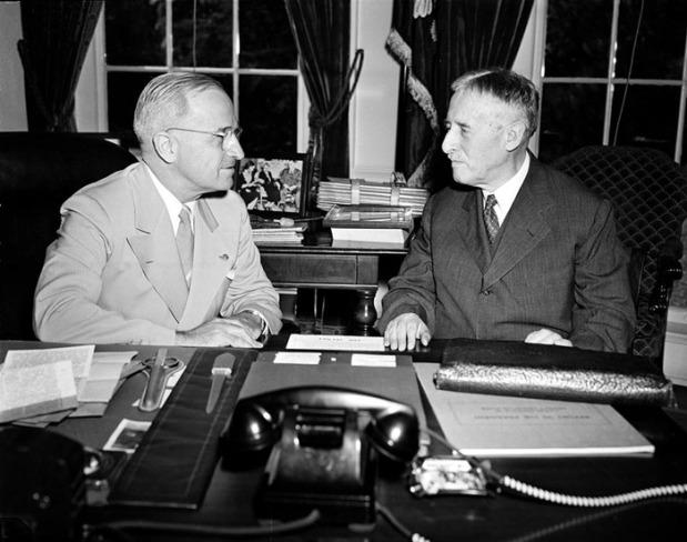 Tổng Thống Harry Truman