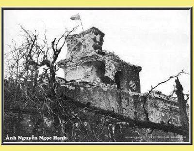 Cổ Thành Quảng Trị sau trận chiến