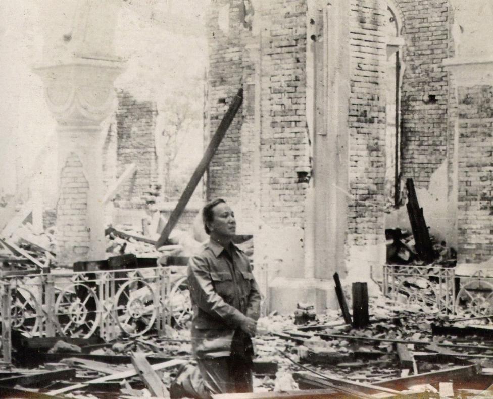 """Résultat de recherche d'images pour """"Tái chiếm Quảng Trị trong Mùa hè đỏ lửa (1972)"""""""