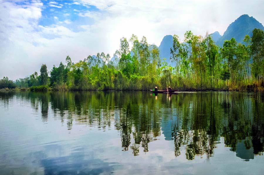 hoànglonghải – những dòng sông không trở lại