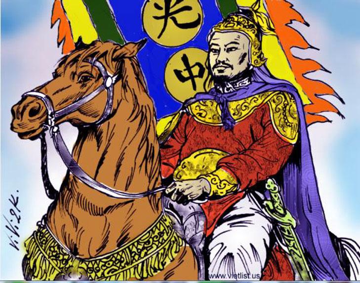 """hoànglonghải – Chống Giặc Tầu (Bài 4) – Người Tầu,  """"được làm vua,  thua làm giặc."""""""