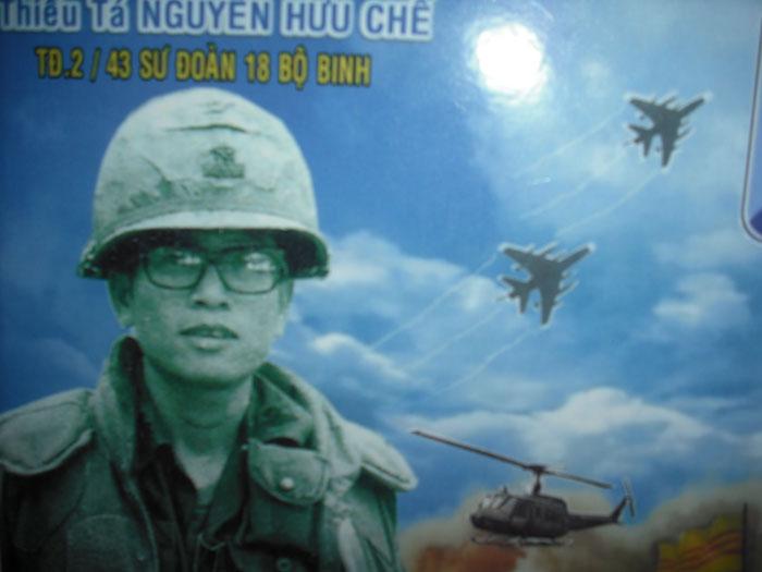 Nguyễn Hữu Chế – TRẬN CHIẾN  CUỐI CÙNG
