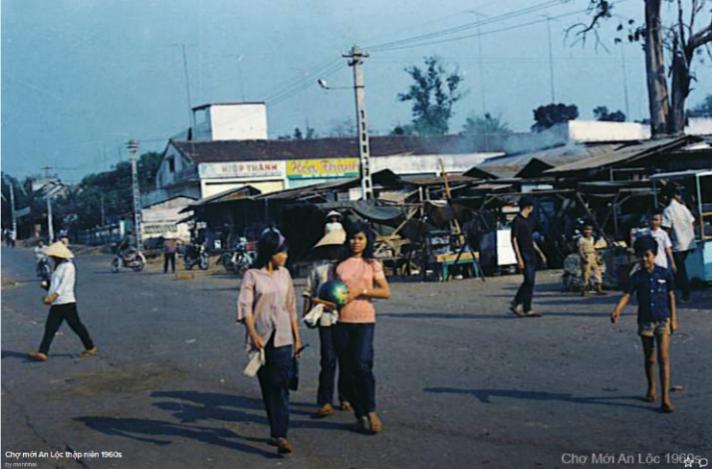 Phượng Hoàng Kiếm – Cộng đồng người Hoa sinh sống ở Bình Long trước năm 1972