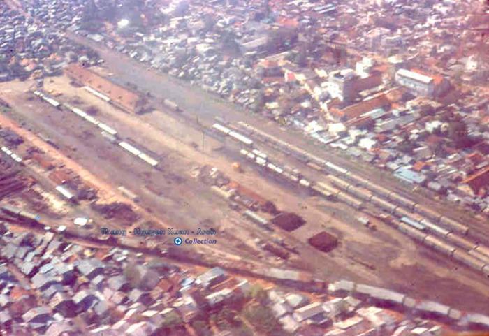 Cam Tran – Tuyến đường sắt vận chuyển cao su của Saigon