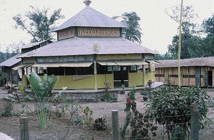 Phượng Hoàng Kiếm – Vài nét vể những ngôi chùa ở Bình Long trước năm 1972