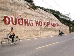 Đường Hồ Chí Minh trên bộ