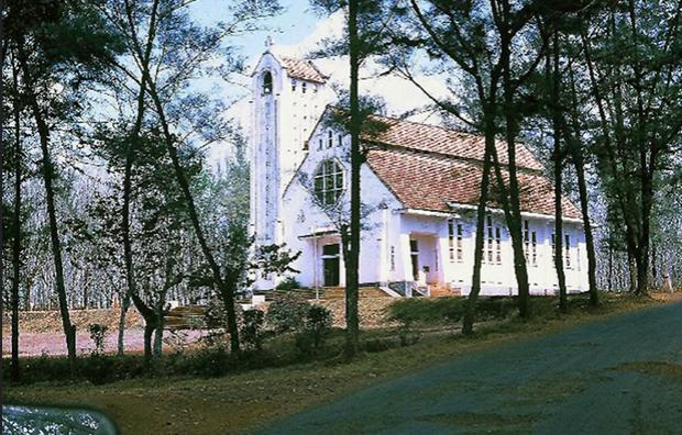 Nhà thờ Quản Lợi 1970