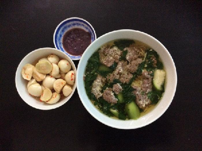 Trần Cẩm Tường – Văn hóa ẩm thực của Bình Long trước năm 1972