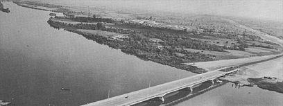Cầu Đồng Nai trên Xa lộ Biên Hòa thời Việt Nam Cộng Hòa