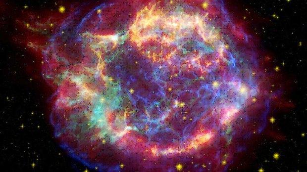 Siêu Sao Mới ( Supernova )
