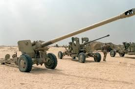 Pháo 130 ly tầm tác xạ 27 km