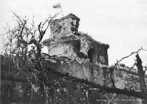 3 giờ ngày 19-3, bộ đội Bắc Việt chiếm cổ thành Quảng Trị.  (Wikipedia)