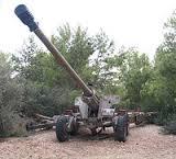 Pháo 130 ly tầm tác xạ từ 15 đến 27 km