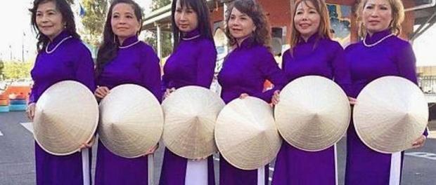 """Tản mạn về """"Chiếc Áo Dài Việt Nam""""_Lê-Ngọc Châu"""