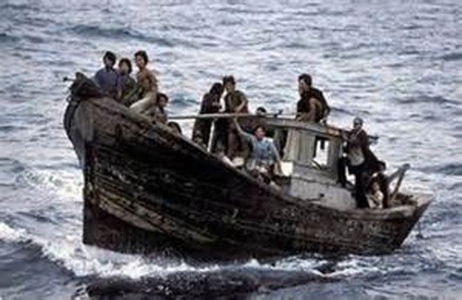 Chuyến Vượt Biển Kinh Hoàng – biển xưa